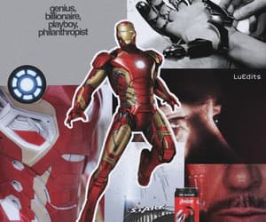 Avengers, end, and iron man image