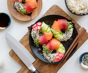 japanese food, pretty food, and healthy food image