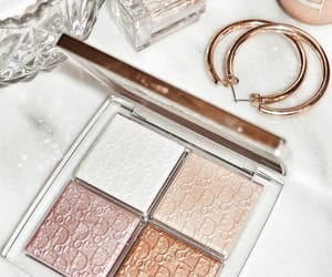 dior, beauty, and makeup image
