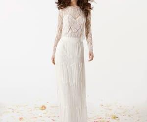 belleza, bridal, and rosa clara image