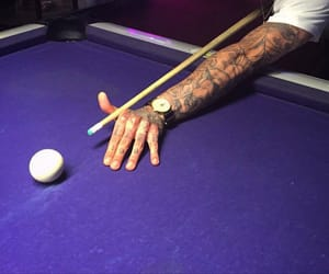 aesthetic, arm, and billiards image