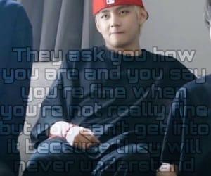 funny, 김태형, and 뷔 image