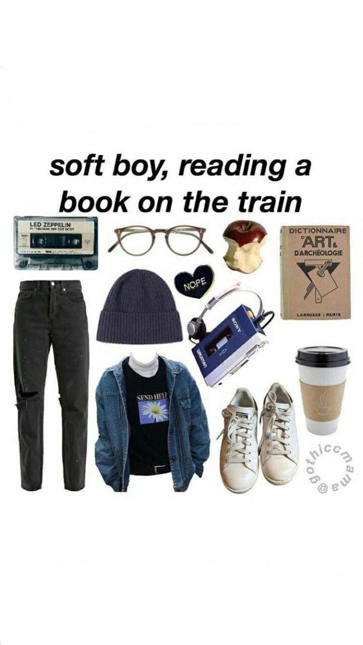the soft boy ☁ uploaded by mwah 💋 on We