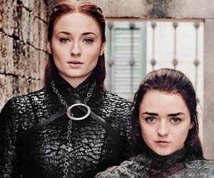 game of thrones, sisters, and got image