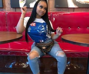 black girl, insta, and fashion image