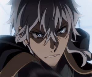 anime, gif, and bsd image