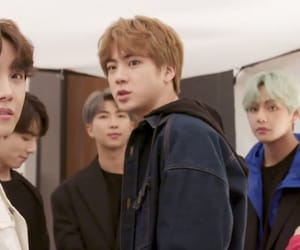 bts, icon, and jin image