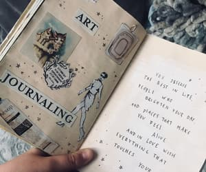 art, artist, and painting image