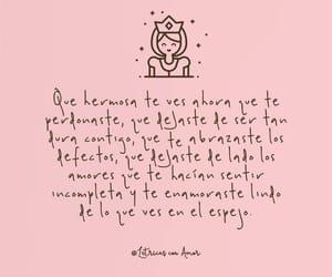 frases en español, citas, and que hermosa te vez ahora image