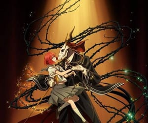 anime, the ancient magus bride, and elias ainsworth image