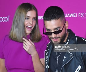 barbara palvin and maluma image