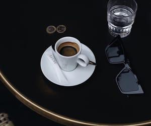 cafe, stylish, and coffee image