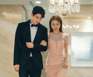 asian, beautiful, and bride image