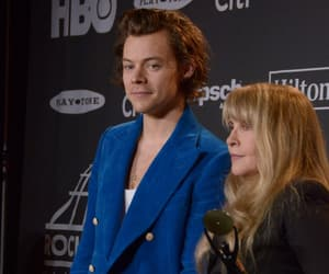 Harry Styles and stevie nicks image