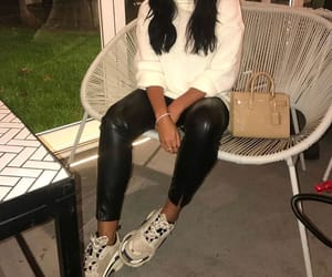 shoes sneakers, ysl yves saint laurent, and goal goals life image