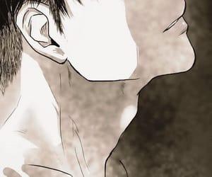 anime, shingeki no kyojin, and handsome image
