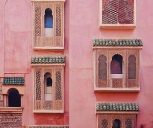 morocco and pink image