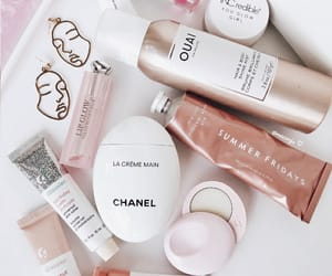 aesthetic, chanel, and skincare image