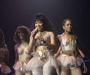 1, backup dancers, and performing image