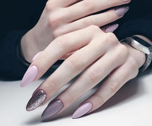 nails, sophisticated, and trendy image
