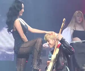 concert, maknae, and rbw image
