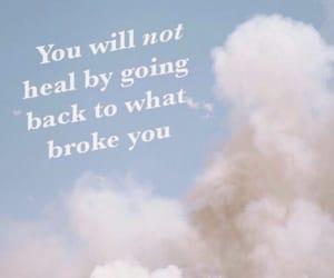 broke, deep, and go back image