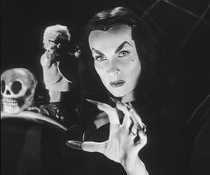 maila nurmi, Vampira, and vintage image