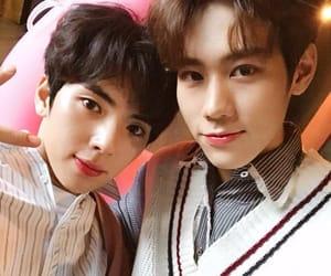 sang, jian, and taeho image