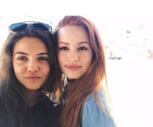 madelaine petsch, danielle campbell, and riverdale image