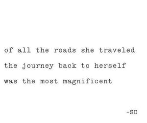 journey, quote, and quotes image