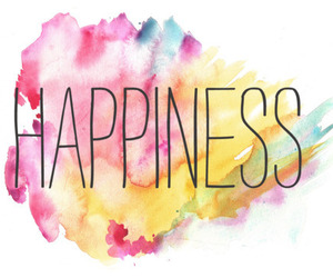 art, colors, and happiness image