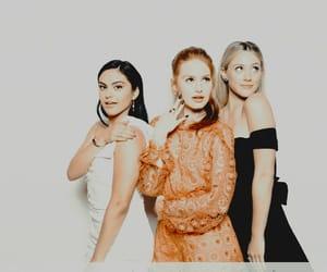 lili reinhart, camila mendes, and madelaine petsch image