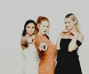 friendship, riverdale, and lili reinhart image