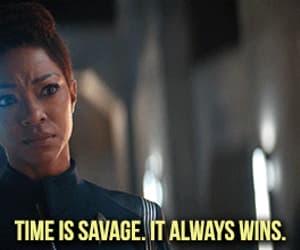 gif, savage, and time image
