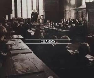 harry potter, charms, and hogwarts image