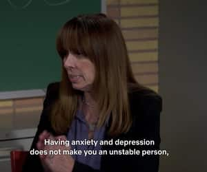 anxiety, depression, and one day at a time image