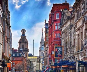 london, theater, and west end image