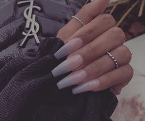 beauty, nails, and instagram image