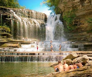 tennessee, travel, and usa image