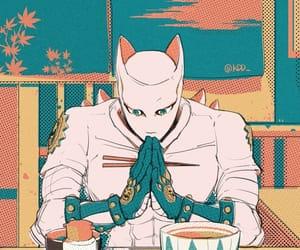 anime and jojos bizarre adventure image