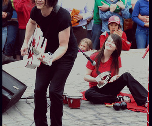 happy, jack white, and live image