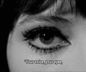 60s, anna karina, and eyes image
