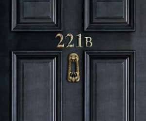 sherlock, 221b, and sherlock holmes image
