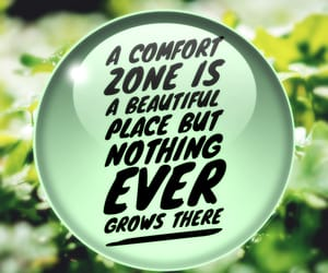 comfort zone, fear, and fearless image