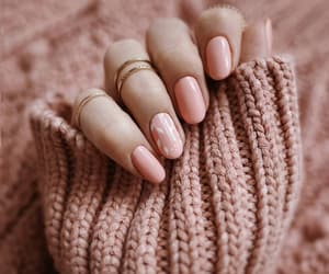 girly, nail art, and nails image
