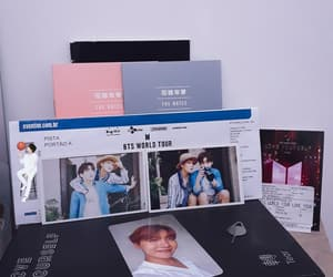 army, bts tour, and jin image