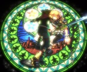 anime, disney, and kingdom hearts image