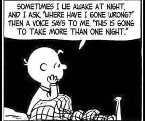 life, night, and sad image