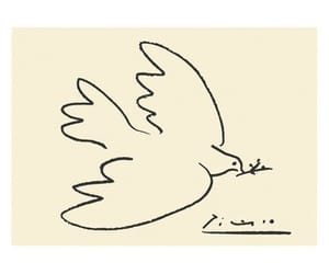 picasso, art, and peace image