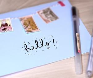 article, friends, and Letter image